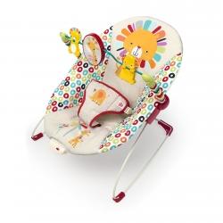 เปลสั่นอัตโนมัติพร้อมของเล่นเสริมพัฒนาการ Bright Starts Playful Pinwheels Bouncer