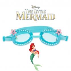แว่นตาว่ายน้ำสำหรับเด็ก Disney Swim Goggles for Kids (Ariel The Little Mermaid)