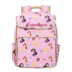 กระเป๋าเป้สะพายหลังสำหรับเด็ก Disney Backpack (Disney Princess)