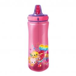 กระติกน้ำแบบหลอดดื่มสำหรับเด็ก Cool Gear Drink Bottle (Shopkins Rainbow Celebration)