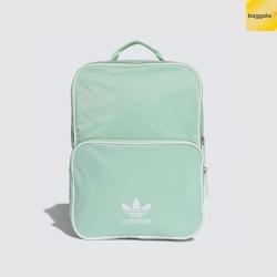 กระเป๋าเป้ adidas original classic medium backpack - clear mint
