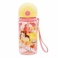 กระติกน้ำพร้อมหลอดดื่มน้ำ Disney Canteen for Kids (Beauty & the Beast Belle)