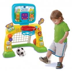ชุดกิจกรรมกีฬาสำหรับเด็ก VTech Smart Shots Sports Center