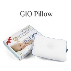 หมอนหลุมป้องกันหัวแบน GIO Pillow (M)