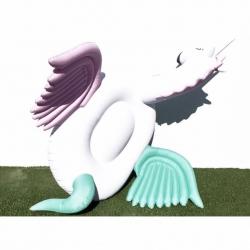 พูลโฟลทเพกาซัสสุดหรู Pool Float Giant Luxury Pegasus (Pastel)