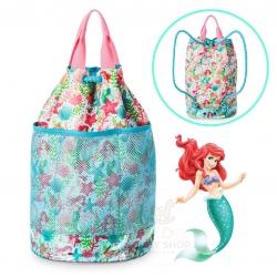 กระเป๋าสะพายเป้กันน้ำ Disney Swim Bag for Kids (Ariel)