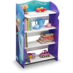 ชั้นวางหนังสือไม้แสนน่ารัก Delta Children Bookshelf (Disney Frozen)