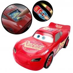 รถบังคับแบบไร้รีโมทสุดเจ๋ง Disney Lightning McQueen Tech Touch Vehicle