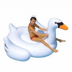 พูลโฟลทเป็ดยักษ์ Pool Float Giant Duck (White)