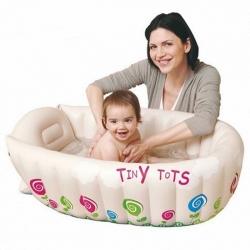 อ่างอาบน้ำเป่าลม Tiny Tots รุ่น Inflatable Baby Bath