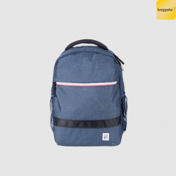 กระเป๋าเป้ fila portable gear backpack - navy blue