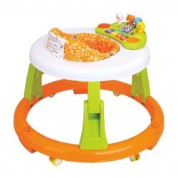 รถหัดเดินสารพัดประโยชน์ Huile Toys 3-in-1 Baby Walker