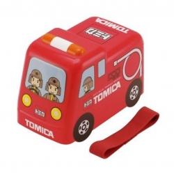 กล่องอาหารกลางวันและของว่าง Skater Tomica Bento Lunch Box (Fire Engine)
