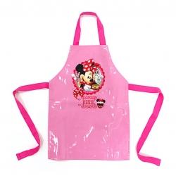 ผ้ากันเปื้อนสำหรับเด็ก Disney Apron for Kids (Minnie Mouse)