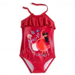 ชุดว่ายน้ำสำหรับเด็ก Disney Swimsuit for Girls (Elena of Avalor)
