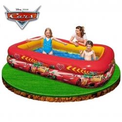 สระน้ำเป่าลมสำหรับเด็ก Intex Disney Cars Swim Center Family Pool