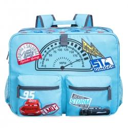กระเป๋าเป้สะพายหลังสำหรับเด็ก Disney Backpack (Cars 3 / Blue)