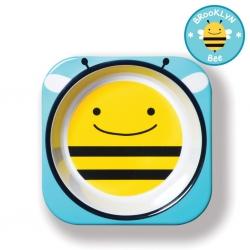 ชามอาหารสำหรับเด็ก Skip Hop Zoo Bowls (Bee)
