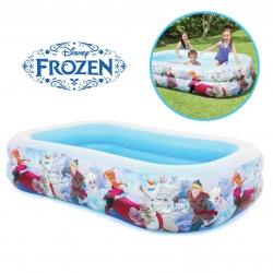 สระน้ำเป่าลมสำหรับเด็ก Intex Disney Frozen Swim Center Family Pool
