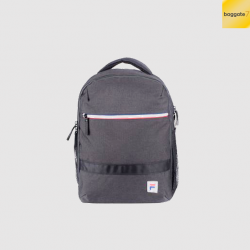 กระเป๋าเป้ fila portable gear backpack - dark gray
