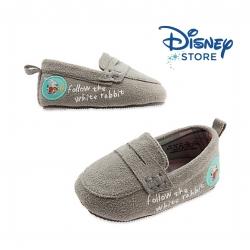 รองเท้าสุดหรูทรงคลาสสิคสำหรับลูกน้อย Disney Crib Shoes for Baby Alice in Wonderland Loafer