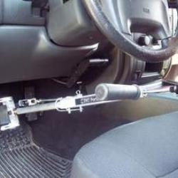 ระบบบังคับรถยนต์ด้วยมือ Hand Control AP Drive