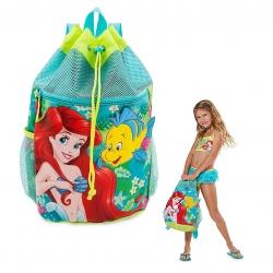 กระเป๋าสะพายเป้กันน้ำ Disney Swim Backpack (Ariel)