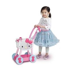 รถเข็นช็อปปิ้งสำหรับเด็ก Just Play Hello Kitty Shopping Cart