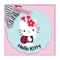หนังสือแขวนติดรถเข็นสำหรับทารกและเด็กเล็ก Hello Kitty Animal Friends Stroller Cards