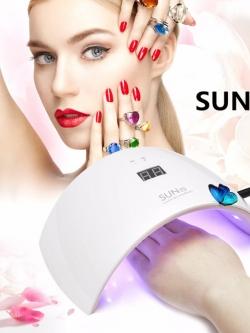 Sun9s UV/LED 24W มีตัวบอกเวลา