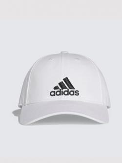หมวก Adidas Six Panel Cap - White