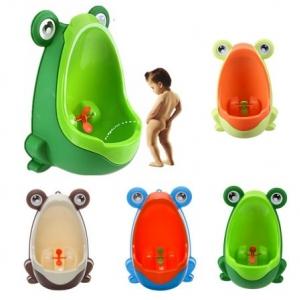 กระโถนฝึกขับถ่ายสำหรับเด็กชาย Froggy Training Potty for Boys