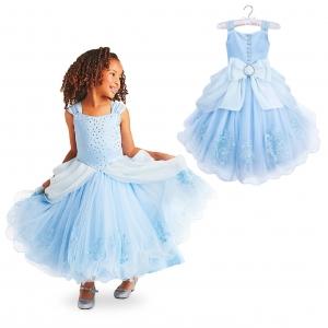 ชุดคอสตูมรุ่นซิกเนเจอร์สุดหรูสำหรับเด็ก Disney Signature Costume for Kids (Cinderella)