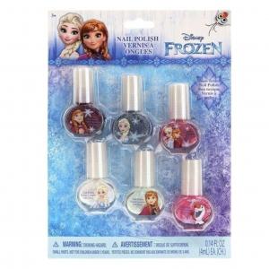 ชุดยาทาเล็บปลอดสารพิษสำหรับเด็ก TownleyGirl 6-Pack Nail Polish Set (Frozen)