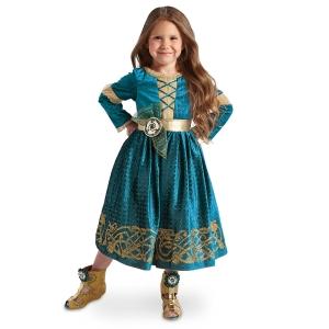 ชุดคอสตูมสำหรับเด็ก Disney Costume for Kids (Merida)