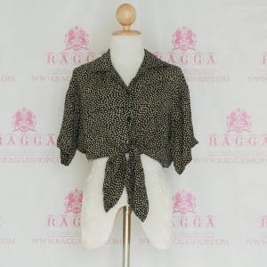 Size: L38 เสื้อเชิ้ต เสื้อเชิ้ตทำงาน