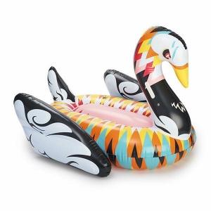 พูลโฟลทหงส์ยักษ์ Pool Float Limited Edition Luxury Giant Swan (Colorful)
