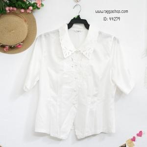 44279 40-36-44 เสื้อสีขาว