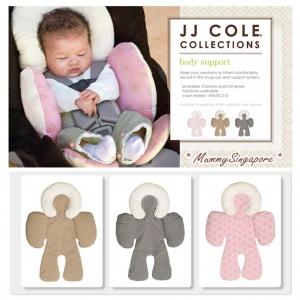 แผ่นรองคาร์ซีท รถเข็น และเปลนอน JJ Cole Collections Reversible Body Support