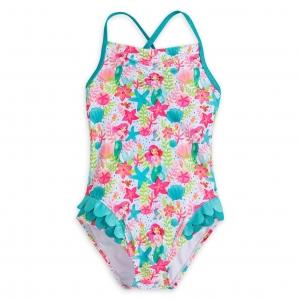 ชุดว่ายน้ำสำหรับเด็ก Disney Swimsuit for Girls (Ariel)