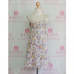 (ID 4188 จองคะ) Size: SS32 เดรสแฟชั่น เดรสทำงาน Dress
