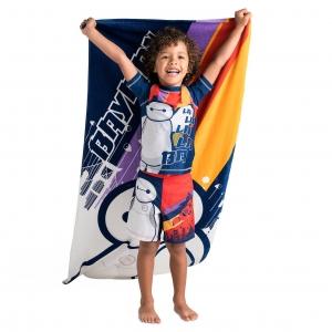 เสื้อและกางเกงว่ายน้ำสำหรับเด็ก Disney Rash Guard and Swim Shorts for Boys (Baymax)