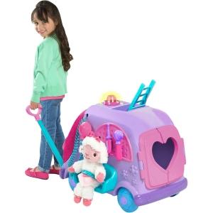 กล่องปฐมพยาบาลเคลื่อนที่พร้อมอุปกรณ์คุณหมอ Disney Junior Doc McStuffins Get Better Talking Mobile