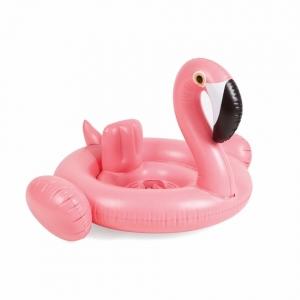 ห่วงยางว่ายน้ำสำหรับเด็ก Pool Float Inflatable Baby Flamingo Swimming Ring