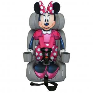 คาร์ซีทสำหรับเด็ก KidsEmbrace Combination Booster Car Seat (Minnie Mouse)