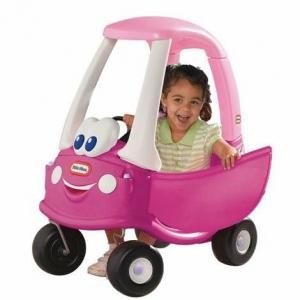 รถขาไถยอดนิยม Little Tikes Cozy Coupe (Pink Glitter)