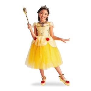 ชุดคอสตูมสำหรับเด็ก Disney Costume for Kids (Belle)