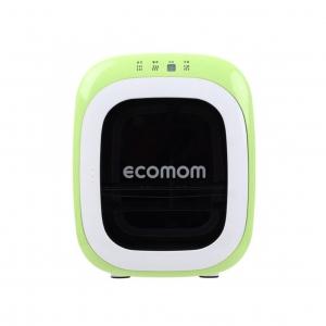 ตู้อบแห้งกำจัดเชื้อโรคด้วยรังสียูวี ecomom รุ่น UV Sterilizer and Dryer with ANION (Green)