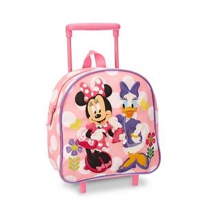 กระเป๋าเดินทางล้อลากสำหรับเด็กเล็ก Disney Small Rolling Luggage (Minnie Mouse Happy Helpers)
