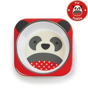 ชามอาหารสำหรับเด็ก Skip Hop รุ่น Zoo Bowls (Panda)